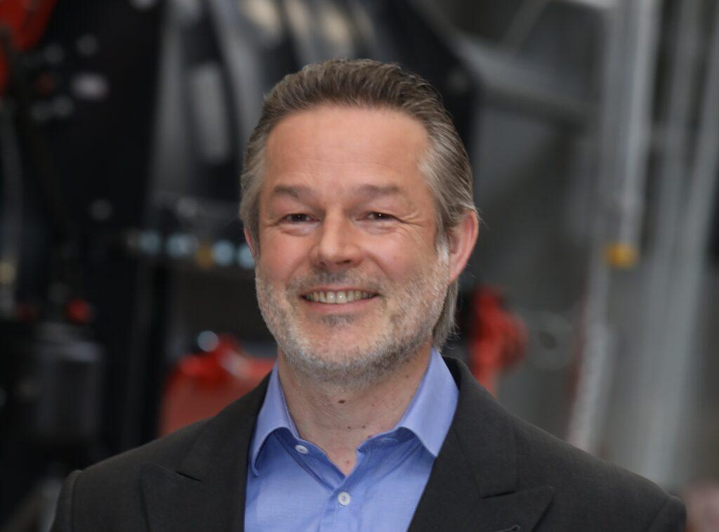Andreas Henn, Geschäftsführer Palurec GmbH